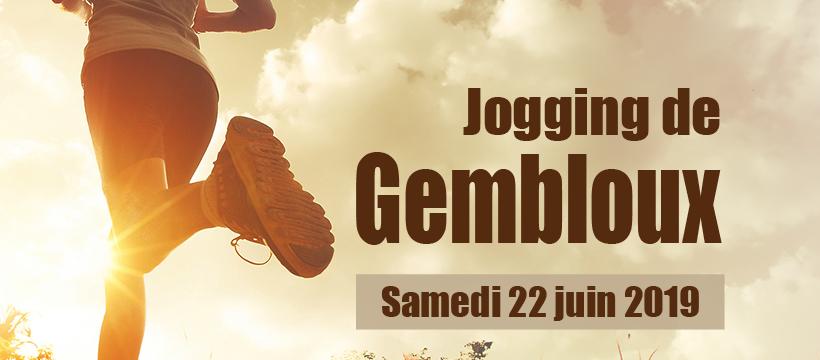 Préinscription au Jogging de Gembloux 2019